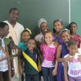 "GREAT BAY/MARIGOT, St. Martin (June 5, 2012)—The ""Children's Room"" at the St. Martin Book Fair last Saturday, reflected the attendance in most of the workshops on the festival's main book..."